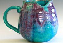 Ceramic-Porcelain-Pottery / by Carla Van Galen