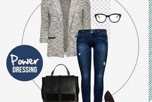 Power Dressing / Learn the new rules of Power Dressing in ONLY's chic and stylish collection