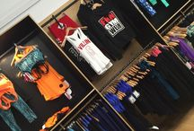 Gym Depot store / Gym Depots raw and simplistic store fit out