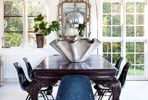 Interior Inspirations: Dining Rooms