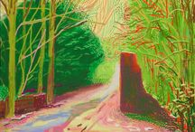 David Hockney @ NGV