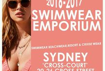 WATERCULT / Swimwear, Beachwear, Resort & Cruise Wear.                                                                       Now available at :                        SWIMWEAR EMPORIUM  MELBOURNE-451 Toorak Road TOORAK- VILLAGE SYDNEY-'Cross Court' 20-26 Cross Street DOUBLE-BAY