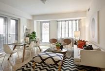 Alex West / Set Design - New York Appartment