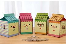 Diy money bank