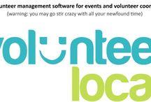 Managing my volunteers