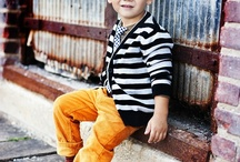 Kid's Fashion: Boys style / by Claire Chadwick