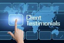 Client Testimonials / Client Testimonials