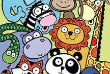 Zoo Animals Theme Preschool