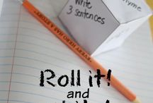Writing / These pins offer writing ideas, templates, posters and include Sheena Cameron sites with writing prompts. Aldi included are tracing lines for fine motor skill development. Can be used in junior classes. Most pins are free of charge.