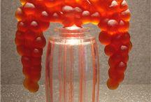 Perfume bottles - one of my loves / by Judie Duncan