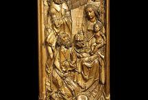 Panel Carvings