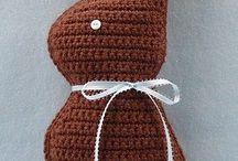 Easter- crochet