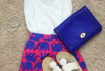 Inspirations outfits / Les tenues inspirantes!