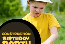 Birthday Parties for Boys / The details for boy birthday parties.