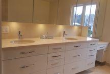 Bathrooms & Vanities by Parand Design