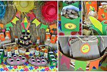 brazillian Party / by Sue Ellen Bennett