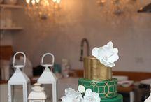 Wedding Cakes - by Nicole Vega