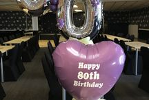Balloon Decor ~ Parties for all occasions / Professional Balloon decor for all occasions.  We offer balloons for parties and big corporate events.  Balloon decor can create a big impact to your room bring colours and style.