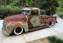 Chevy Trucks / 1947 - 1949 Chevrolet Trucks