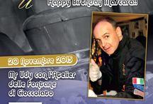 19mo anniversario Mascara 2015 / Ospiti El Cile Mr Udy Italia