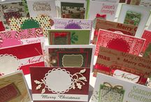 Christmas Cards / Christmas cards, gift cards, tags