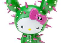 Hello Kitty Obsession Going Strong / by From Vintage and Beyond