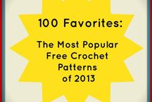Crochet most used