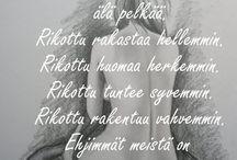 Lauseita