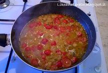 """Oggi cucino io!"" / Ricette e  sperimentazioni varie in cucina"