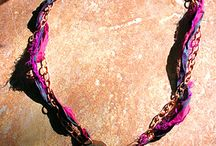 Jewellery made by me / by Jan McCartney