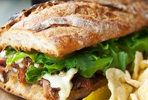 Sandwich Love / Drool Worthy Sandwiches