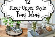 tray ideas