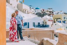 Shoot My Travel In Santorini