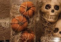 Halloween / When fall becomes a bit spookier!