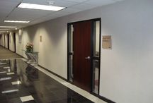 Welcome to our practice! / Virtual tour of our office and staff.