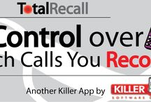 call recorder apk / This Total Recall app, as mentioned, is launched by developers of the US and they are constantly endeavoring on improving its functionality and working. Once you get this android call recorder app installed, you will be authorized to receive its frequent updates.