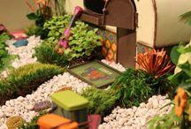 Hazel wants a fairy garden
