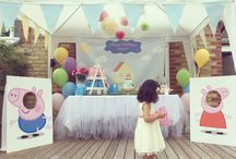 3rd birthday party