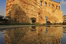 bizánci emlékek Isztambulban