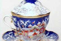 Nice - China, Teapots, etc