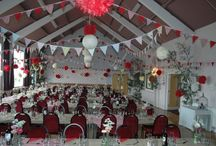 Weddings in Derbyshire / Venues, decorations, caterers etc in the Derbyshire area..... as well as some cool wedding ideas from all over Pinterest