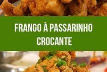 FRANGO A PASSARINA
