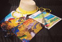 Collection oXXygen en live ! / La collection oXXygen s'affiche partout ! Pochettes, sacs et tops aux effluves de Brésil pour un été caliente.
