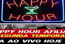 Happy Hour Afiliado / Segundo temporada. Info produtos, Afiliados e Amigos em bate papo gostoso trocando informações sobre varios temas relacionado vendas online.