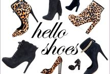 Shoes Glorious Shoes / We love shoes - high heels, flats, pumps, wedge, sandals, sling backs