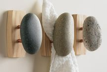 création avec les pierre