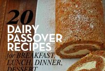 Pessach recipes