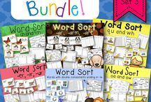 Word sort / Literacy