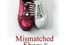"""Mismatched Shoes and Upside Down Pizza / A fun new book made by a funny new author.  Safe for everybody to read but not boring.  This book is sure to give you a fun start (or end) to your day.  This Amazon Hot New release has been called """"hysterical"""" and """"a must read"""" by reviewers.  Come see why Amazon reviewers say Lori Duff's writing is """"reminiscent of Erma Bombeck"""" and """"kind of like David Sedaris for the female."""""""