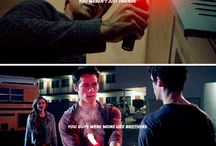 teen wolf ... but mostly Stiles